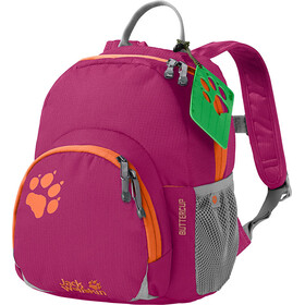 Jack Wolfskin Buttercup Backpack Kids fuchsia